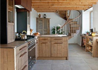 cuisine-haut-de-gamme-bois-rennes-lannion