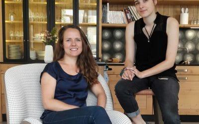 Les Ateliers Malegol accueillent une architecte d'intérieur et une designeuse