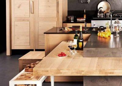 materiau-bois-brut-cuisine-bretonne-rennes-lannion