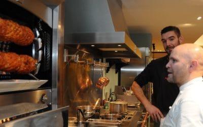 La rôtissoire revient en force dans nos cuisines