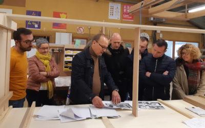 La CCI des Côtes-d'Armor sollicite les Ateliers Malégol pour son bicentenaire