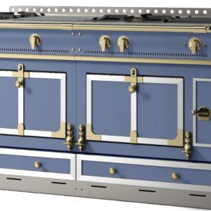 la cornue chateau 150 bleu paris